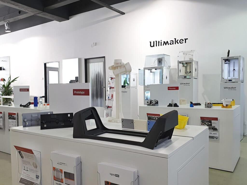 Privítame vás v Aplikačnom centre 3D tlače