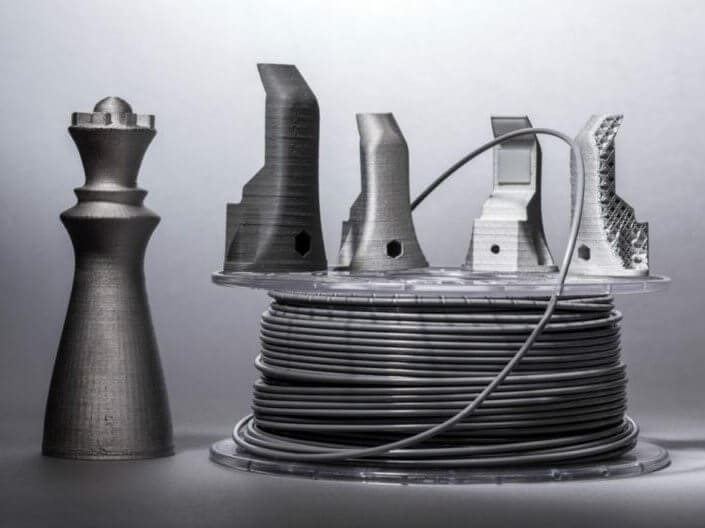3D tlač zkovov navašej stolnej tlačiarni