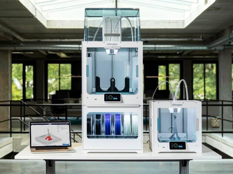 Profesionálna 3D tlač
