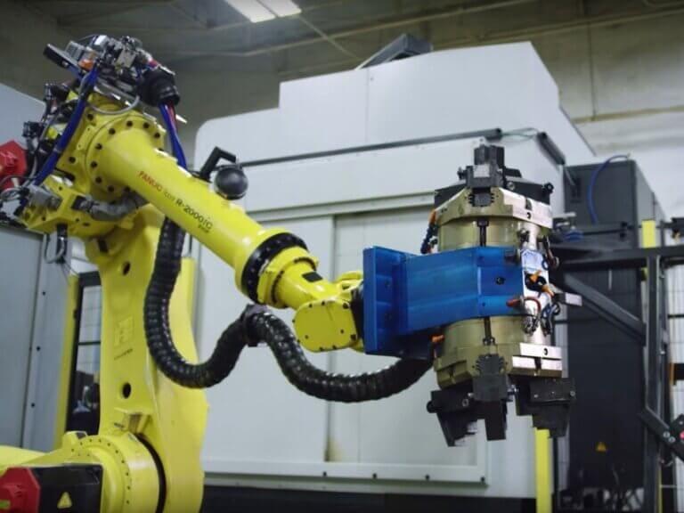 Lepšie robotické ramená vďaka 3Dtlači