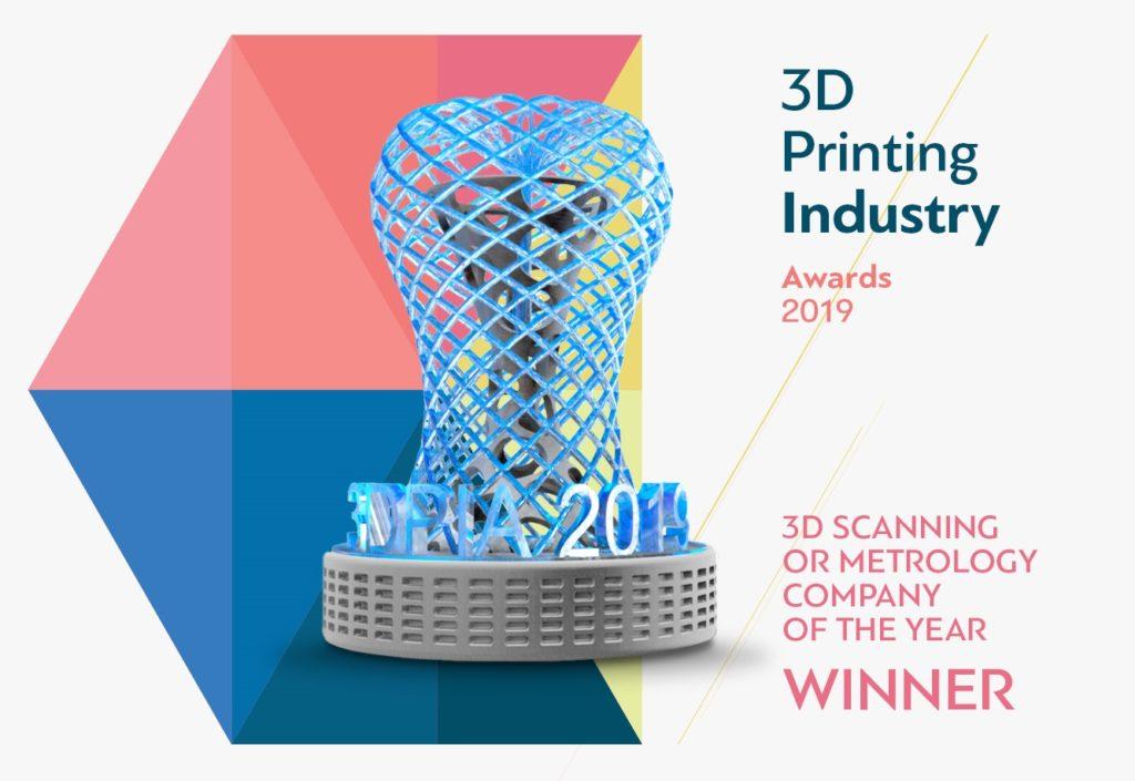 Artec 3D skenery