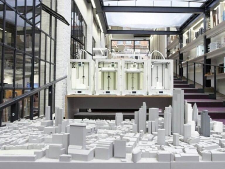 Cenovo dostupná 3Dtlač mení tvorbu architektonických modelov